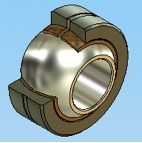 Service Life of Spherical Plain Bearings