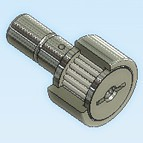 Cam Follower Roller Bearings, Stud Type