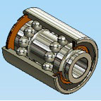 Airframe Control Ball Bearings