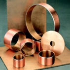 AST850BM Metal Backed Bronze Powder and Solid Lubricants Series