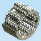 Precision needle roller bearings